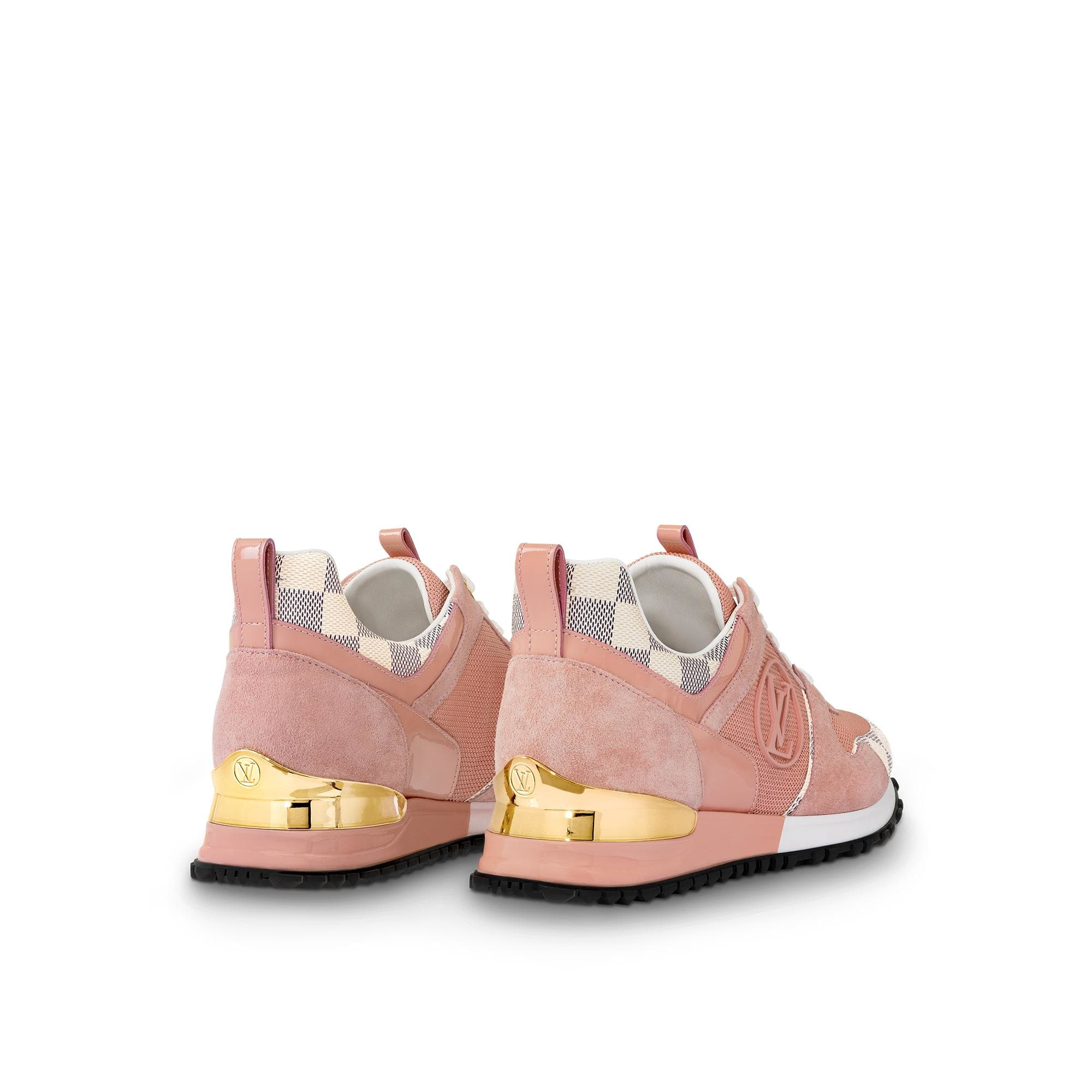 99472fbcb1f7 Louis Vuitton Run Away Sneaker - Rose Pink Boutique